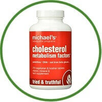 Cholesterol Metabolism Factors By Michael's Naturopathic Programs Review